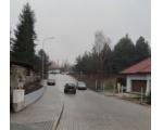 Ulica Kossaka w Charzykowach zrealizowana
