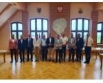 Podpisanie umowy na modernizację drogi dojazdowej do gruntów rolnych w miejscowości Doręgowice