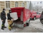 Urząd Gminy w Chojnicach otrzymał maseczki ochronne z Agencji Rezerw Strategicznych.