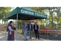 Otwarcie po odbudowie Grodziska w Raciążu