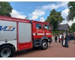 Przekazanie pojazdu ratowniczo-gaśniczego