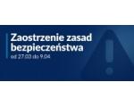 Od 27 marca zmiany w zasadach bezpieczeństwa – zamknięte przedszkola i salony fryzjerskie oraz nowe limity osób w sklepach i kościołach