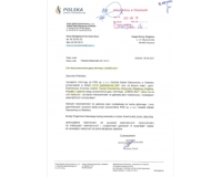 """Akcja przewonienia gazu ziemnego """"JESIEŃ 2021"""""""