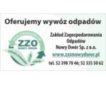 Podziękowanie za wsparcie w akcji ,,Sprzątanie Jeziora Charzykowskiego''